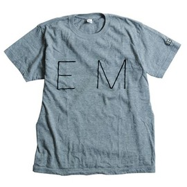 ENDS and MEANS - EM Tee - Grey