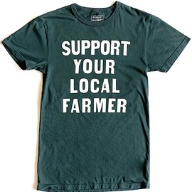 Public Market - Support Your Local Farmer T-Shirt