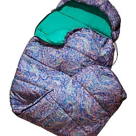 H&M - Paisley Print Sleeping Bag