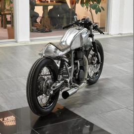 ROCKET MOTORCYCLES - SILVER ARROW