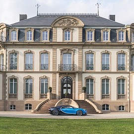 Molsheim, France - Bugatti headquarters
