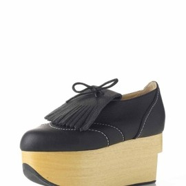 Vivienne Westwood - Rocking Horse Golf Relaxed Black