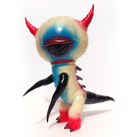 Diary of Inhuman Species - Kondo Sofubi - French colorway
