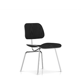 Herman Miller - Eames Plywood Dinning Chair DCM Ebony