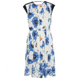 Vionnet - FLORAL PRINT SILK DRESS