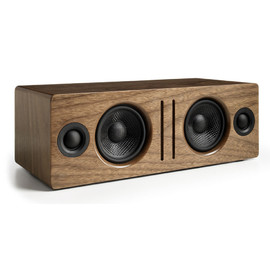 Audioengine - B2 Bluetooth Desktop Speaker - Walnut