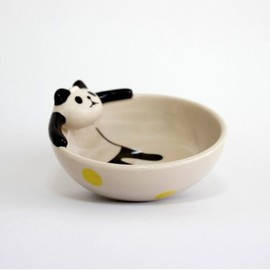 Project Sticky - Panda Bath Bowl