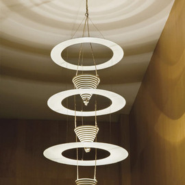 Eileen Gray - Celling Lamp, ca 1925