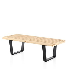 Herman Miller - Nelson Platform Bench Maple Woodbase 1220[PB.48W UL]