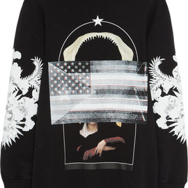 GIVENCHY - Multi-print sweatshirt
