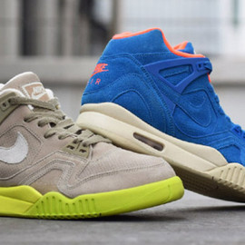 "Nike - Air Tech Challenge II ""Suede"" Pack"