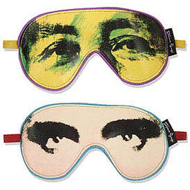 LOOP - EYE MASK Andy Warhol
