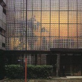 "Pierre Chareau - ""Glass House - Maison de Verre"", 1925, Paris"