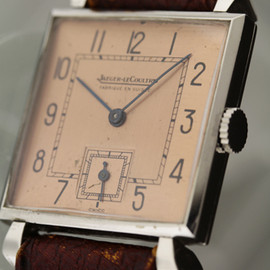 Jaeger-LeCoultre - SQUARE Cal.438 (1940's)