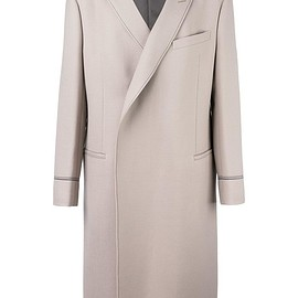 Lanvin - long double-breasted coat