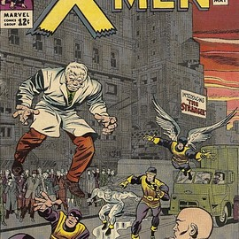 Marvel Comics Group - The X-Men #11