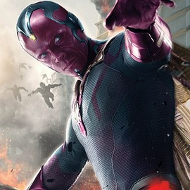 MARVEL - AVENGERS AGE OF ULTRON POSTER VISION