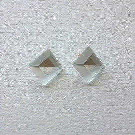 SIRI SIRI - Earrings SQUARE