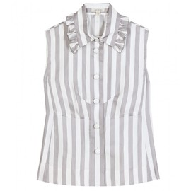 MARC JACOBS - STRIPED BLOUSE