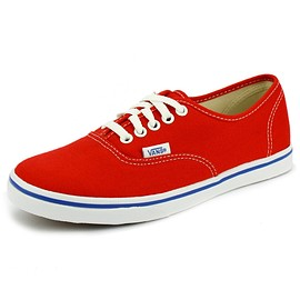 VANS - AUTHENTIC LO PRO / MARS RED