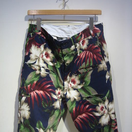 Engineered Garments - Newport Shorts,Tropical Floral