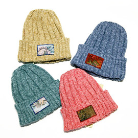 VOO - GOOD COLOR KNIT CAP