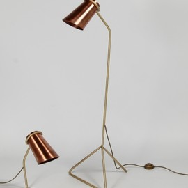 Clancy Moore Design - Strand Lamps