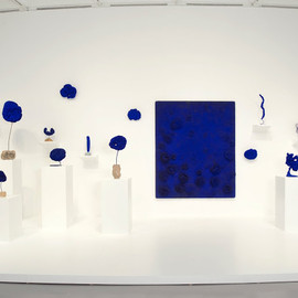 Yves Klein - art works