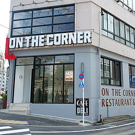 「ON THE CORNER-NO.8 BEAR POND」「SUNDAY ISSUE」「party ground」