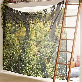 urban outfitters - Laura Kicey Moonbeam Tapestry