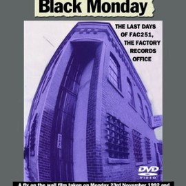Factory Rcords - Black Monday (the Last Days of Factory) [DVD] [Import]