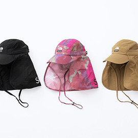 Supreme, THE NORTH FACE - Sunshield Camp Cap