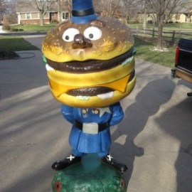 McDonald's - Playland Officer Big Mac