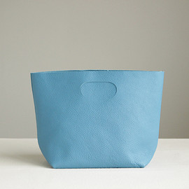 Hender Scheme - not eco bag - wide #blue