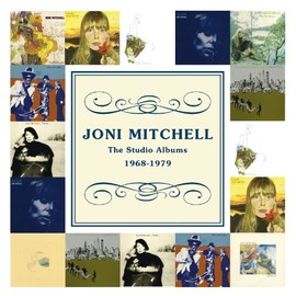 Joni Mitchell - Studio Albums 1968-79 [Box Set, CD, Import, From US]