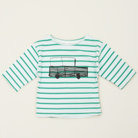 BOBO CHOSES - JEEP STRIPEY TEE