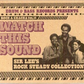 Various Artists - WATCH THIS SOUND