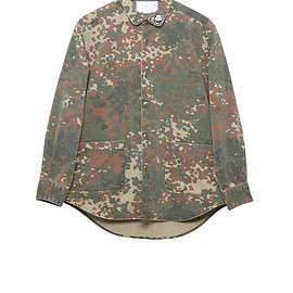 NADA. - German camo round neck shirts