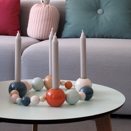 ferm LIVING - candle holder