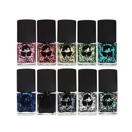 3 CONCEPT EYES NAIL LAQUER GLITTER