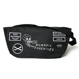 fuct, BACKDROP - SSDD NOMADIC TENDENCIES BAG
