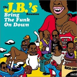 THESE ARE THE J.B.'S (LP REPRESS) JB'S / JBズ