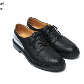 uniform experiment - Tricker's WING TIP SHOES
