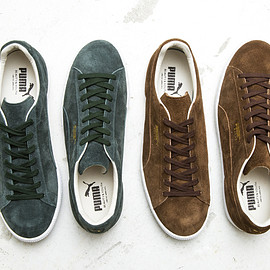 BEAUTY & YOUTH, PUMA - Suede