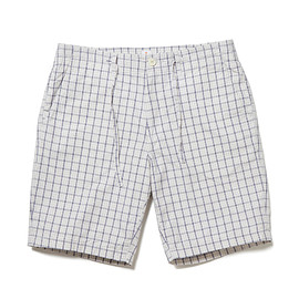 HEAD PORTER PLUS - RELAX SHORTS NAVY