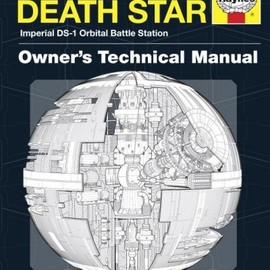 Star Wars Manual - Imperial Death Star Owner's Technical Manual.