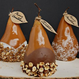 The Kitchen McCabe - Caramel Dipped Pears