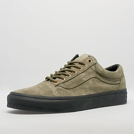 Vans - Old Skool CA - size? Exclusive - Leather Upper/Synthetic Sole