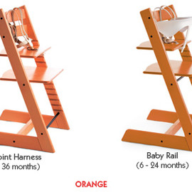 stokke - trip trapp orange