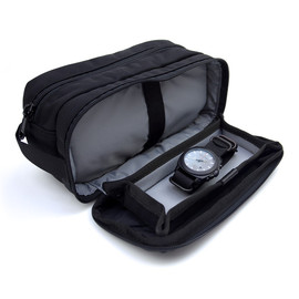 DSPTCH - Dopp Kit - Black